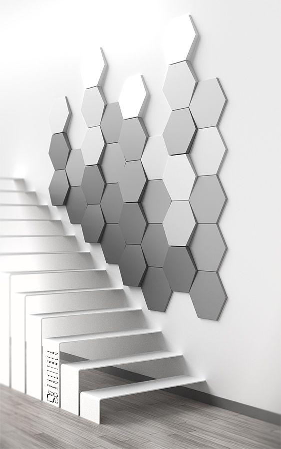 Hexagon Wall Panel Wwwkalitheapl Hexagon W 2019