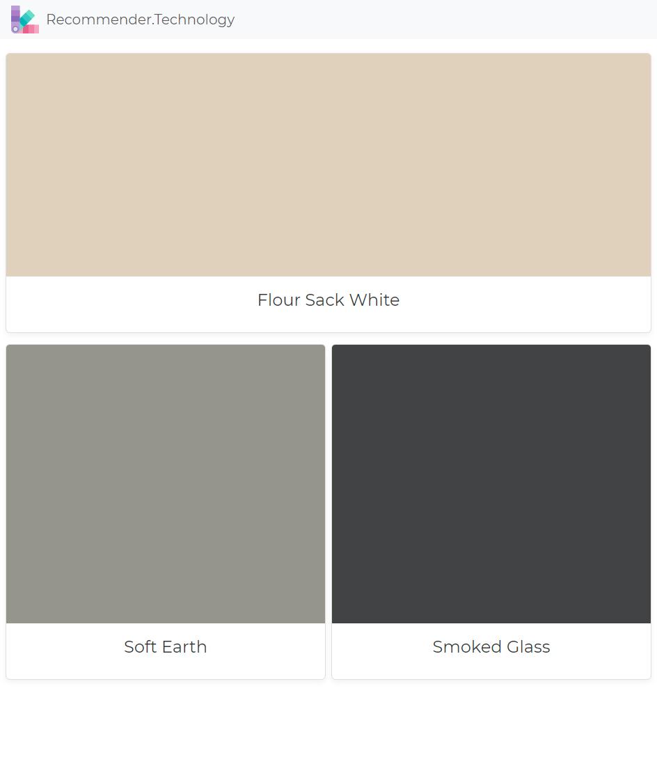 Flour Sack White Soft Earth Smoked Gl Ralph Lauren Paint Colors Color