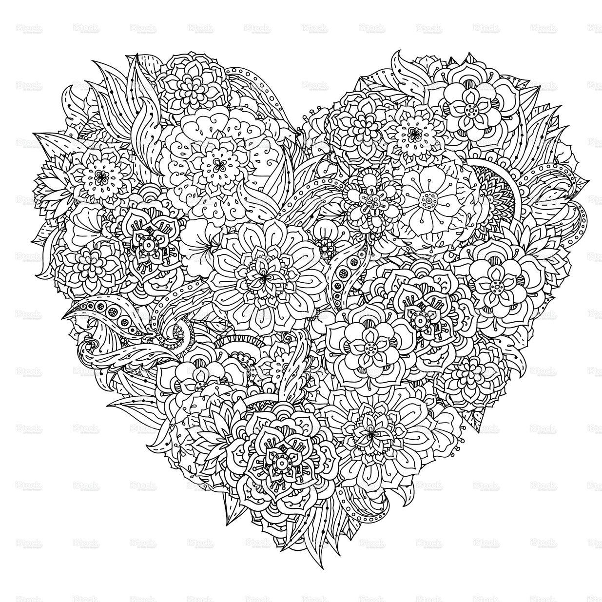 stock-illustration-79513315-hand-drawing-zentangle-element ...