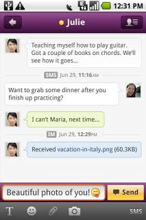 Download Yahoo Messenger 1 8 3 Apk Android Playing Guitar