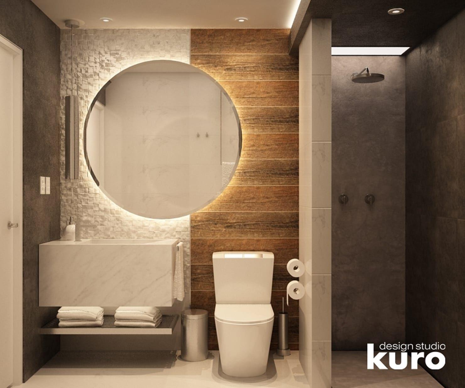 15 Beautiful Ideas For Small Bathrooms Banheiros Modernos Ideias Para Casas De Banho Decoracao Do Banheiro