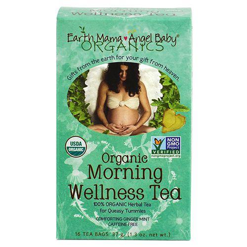 Earth Mama Angel Baby Organic Morning Wellness Tea - BestProducts.com