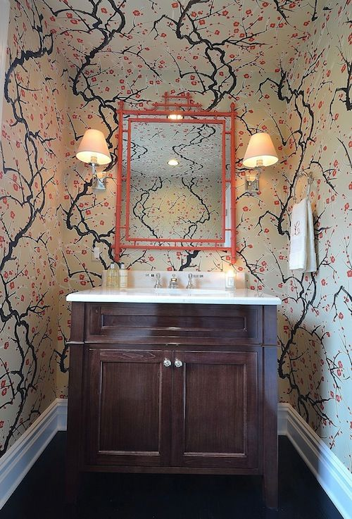 Designer Tips for Perfect Powder Room Decor Home Small