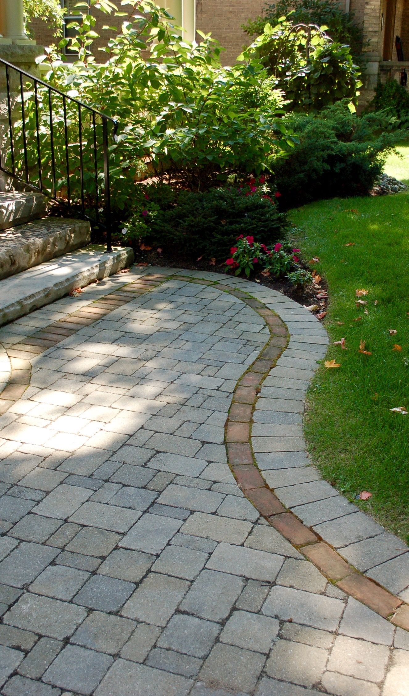 Professional landscaping with images professional