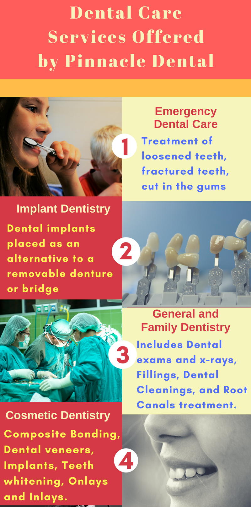 Are you looking for reliable dental services? Hire the