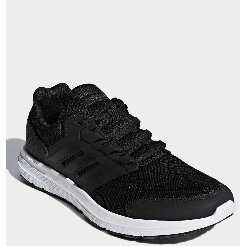 Zapatillas Adidas Hombre Running Cosmic 2 Negro Blanco