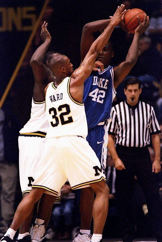 Pin on Duke Basketball - Elton Brand