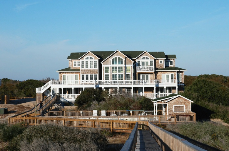 Corolla nc beach house rentals house decor ideas for Building outer design