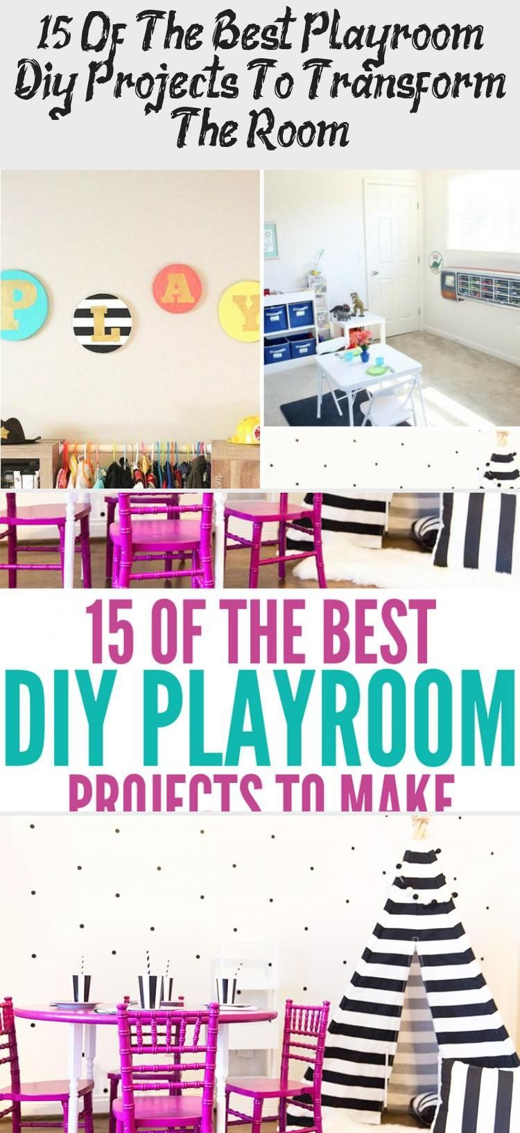 15 Of The Best Playroom Diy Projects To Transform The Room