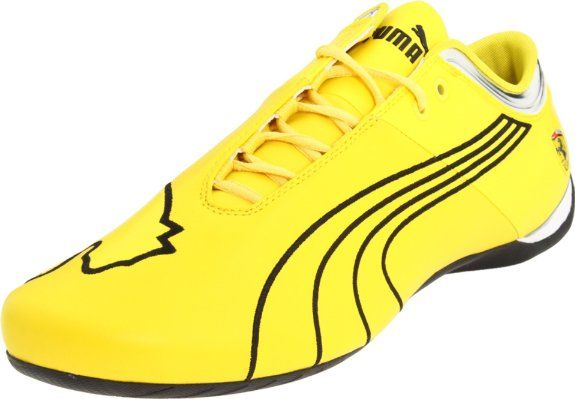 67dd051623 Amazon.com: Puma Future Cat M1 Big Cat Ferrari Fashion Sneaker,Vibrant  Yellow/Black. Ya know if I could only get em a little brighter I would be  all in :)