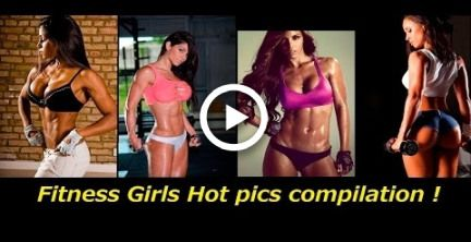 Fitness Girls Hot pics compilation / Female fitness motivation !!! [Mr Ranbea] #fitness