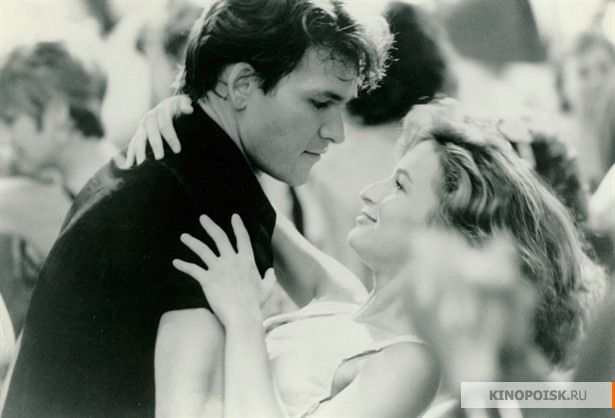 Love this pic from Dirty Dancing I love this movie. I would have loved to have danced the part of Baby. I wonder if Jennifer Grey had any idea how much this dream movie would mean to so many girls.