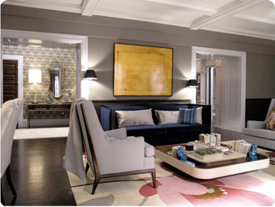 interior design carrie big 39 s apartment from sex and the city the movie how to be lovely. Black Bedroom Furniture Sets. Home Design Ideas