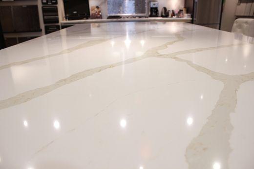 Pental Calacatta Absolutely Breathtaking Countertop
