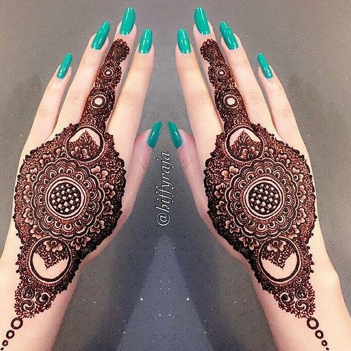 Mehandi henna tattoos hand mehndi also awesome and spectacular designs pinterest rh