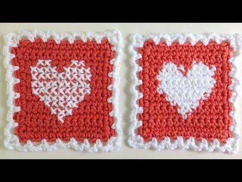 Instarsia Crochet vs. Cross Stitch Crochet - Free Cross Stitch ...