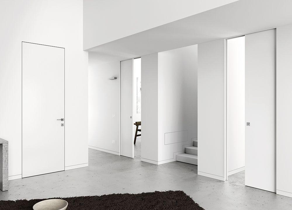 Idee porte per interni porte per interno in vetro e legno for Idee design interni