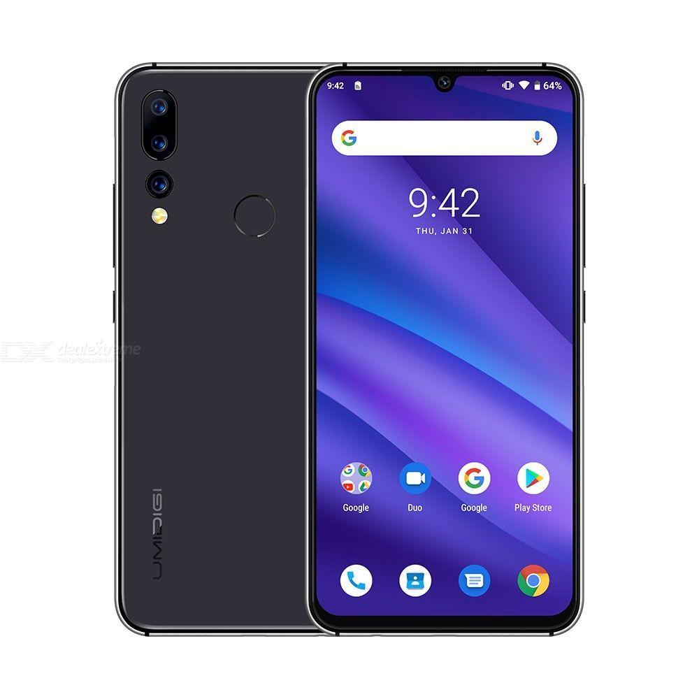 Umidigi A5 Pro 4gb Ram 32gb Rom Android 9 0 Smartphone Octa Core 6 3 Inch Fhd 16mp Triple Camera 4150mah Celular Unlocked Cell Phones Smartphone Smartphones For Sale