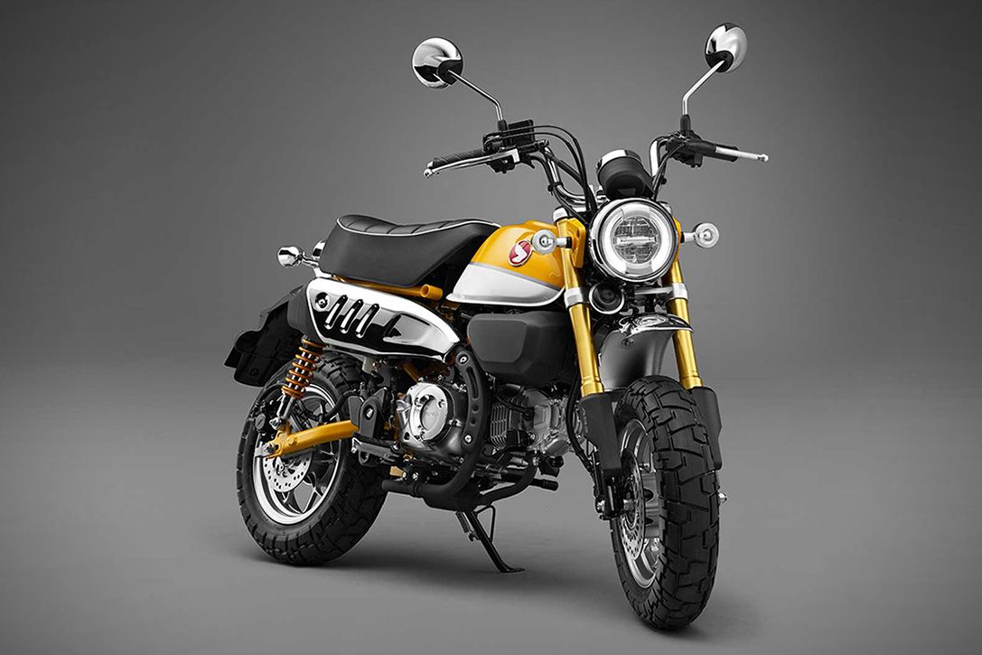 Honda Monkey 125 Hiconsumption In 2020 Honda Bikes Japanese Motorcycle New Motorcycles