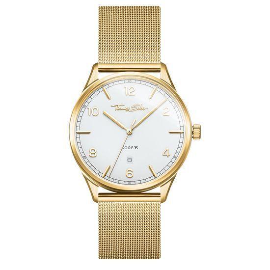 Reloj unisex CODE TS yellowgold – WA0340-264-202 – {2}