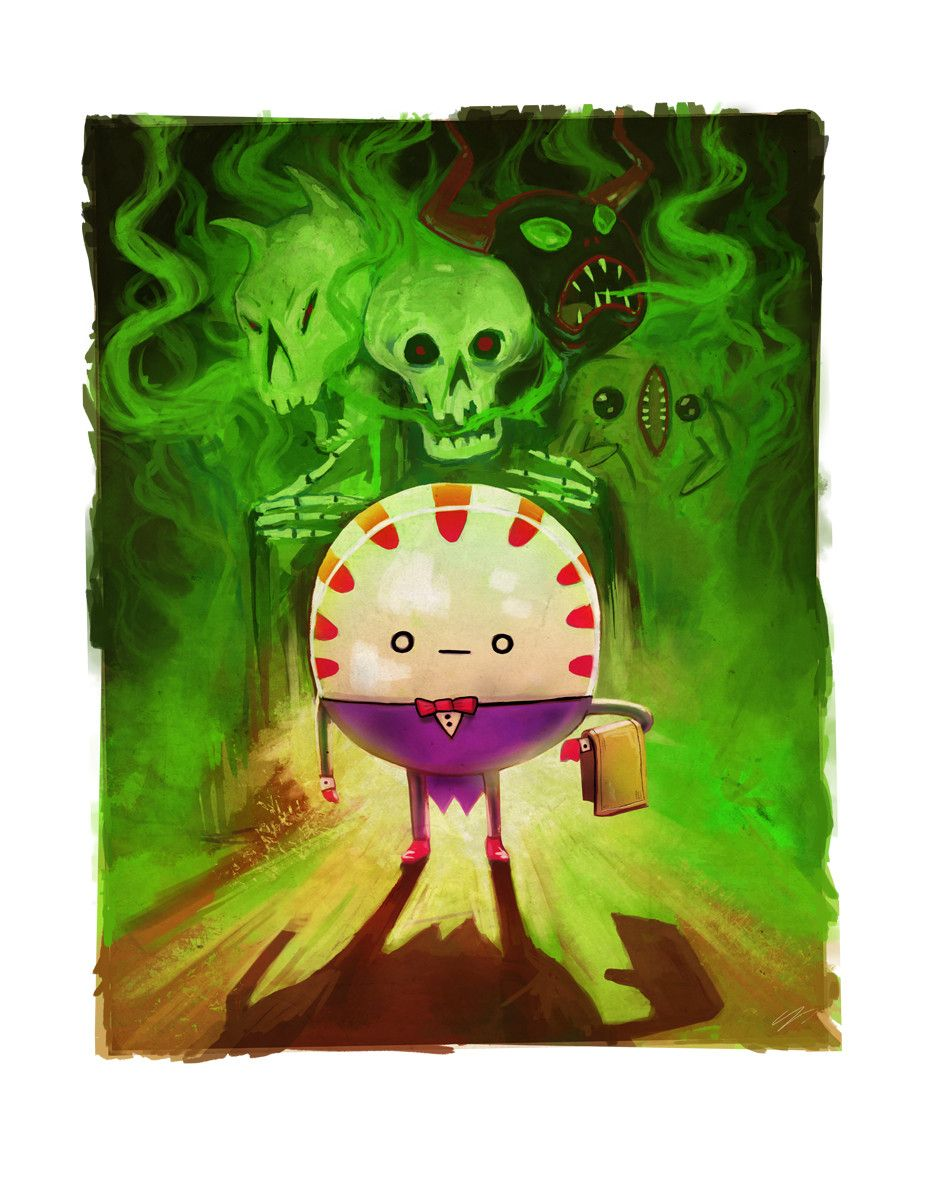 Peppermint Butler's Aura | Adventure Time ❤ | Adventure