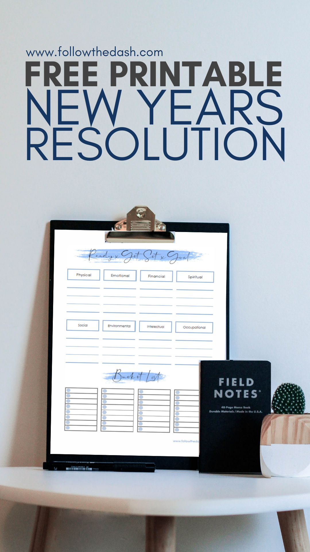 Free New Year S Resolutions Printable Template And Bucket Lists Worksheet Resolutions Printable New Years Resolution Template Printable
