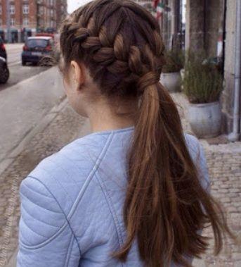 18 Coole Frisuren Für Mädchen Im Teenageralter #Coole #Frisuren