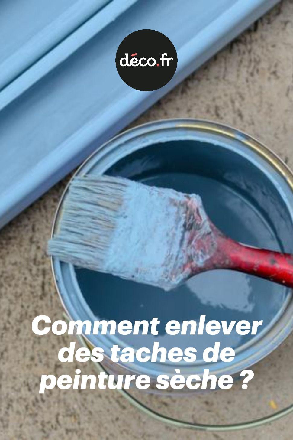 Comment Enlever Des Taches De Peinture Seche En 2020 Tache Peinture Trucs Et Astuces Maison Astuce Menage