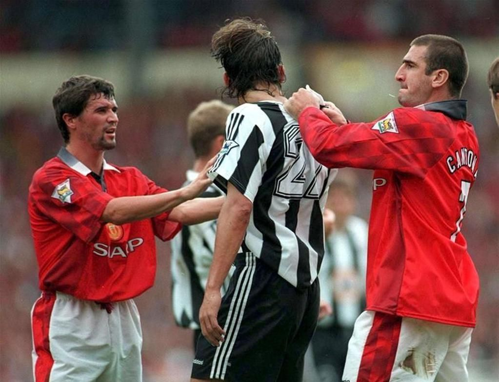 To understand why keane respected him, and could follow him, there is one game. Diana The Red on Twitter | Manchester united players, Eric ...