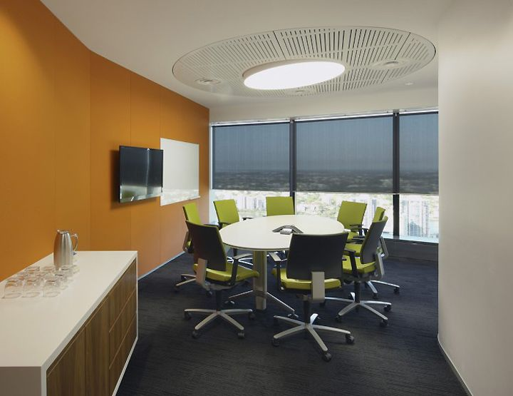King Wood Mallesons office by HBO EMTB Brisbane Australia 07 King & Wood Mallesons office by HBO+EMTB, Brisbane   Australia