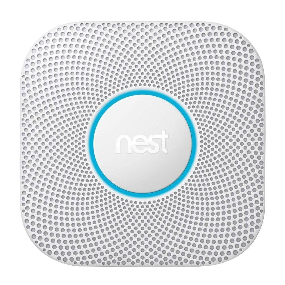 nest protect wired smoke and carbon monoxide detector [ 1000 x 1000 Pixel ]