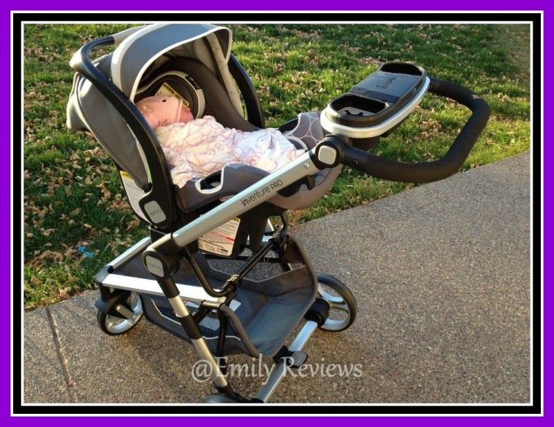 Ingenuity Baby Travel System Infant Car Seat And Stroller Review
