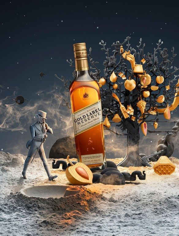 Bernstein & Andriulli - News - Johnnie Walker's Mid-Autumn Festival Campaign by Shotopop