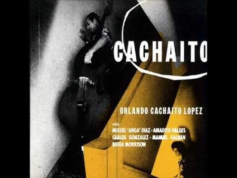 cachaito-a gozar el tumbao+cachaito in laboratory