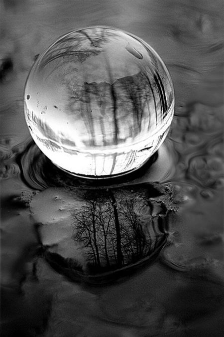 I have my crystal ball.. Another one to put on my to do list.