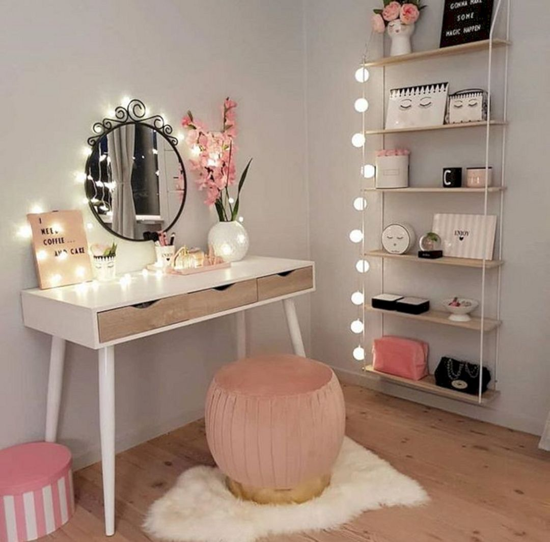 Incredible Makeup Vanity Decorating Ideas at Your Home — TERACEE