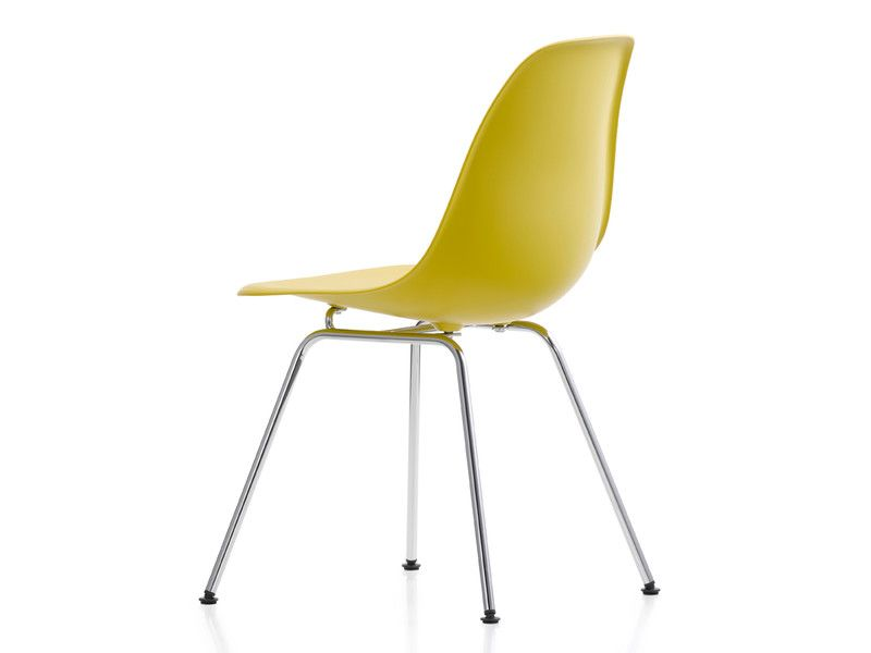 The DSX Eames Plastic Side Chair Is A Contemporary Version Of The Iconic  Chair Design From