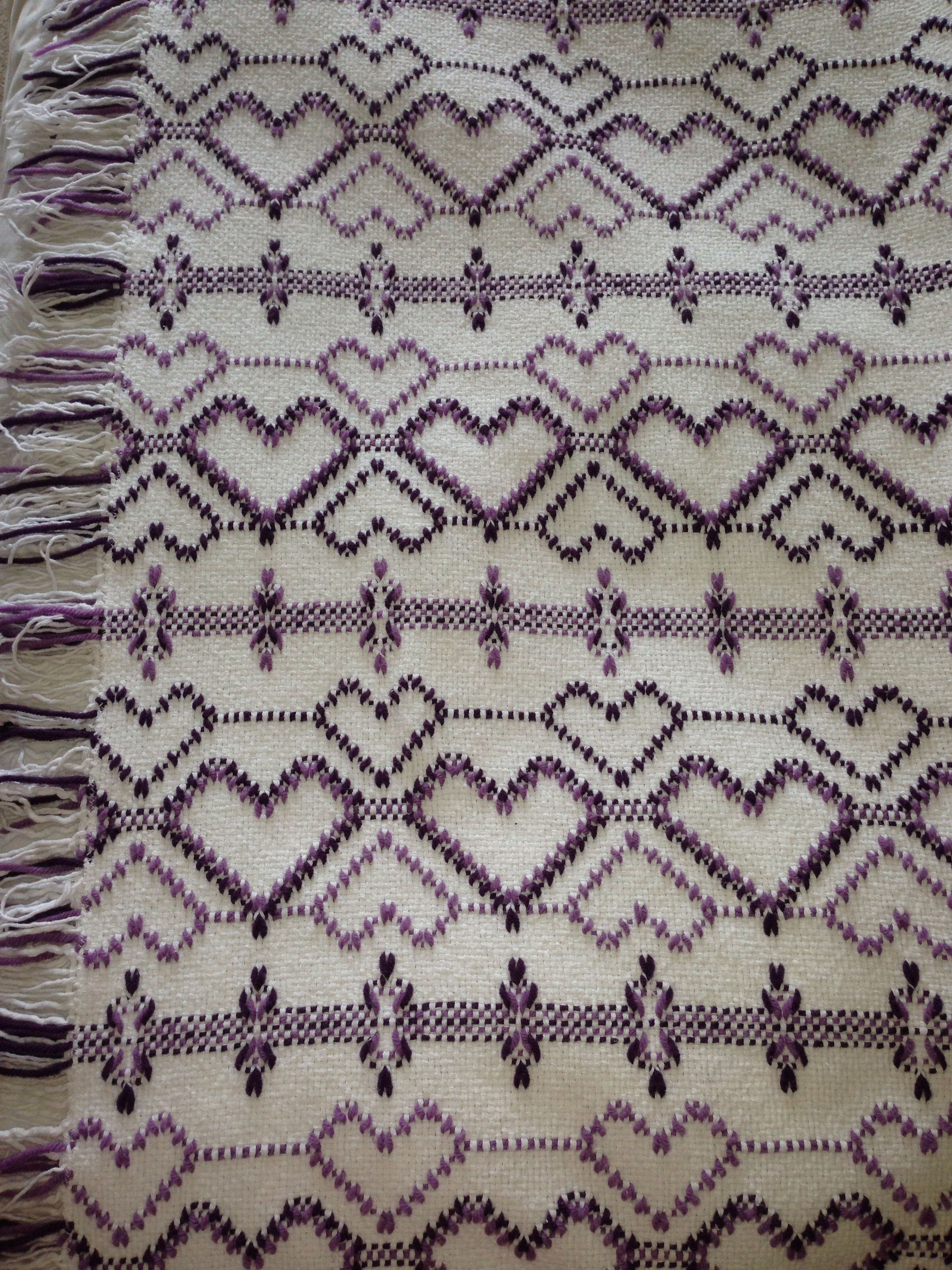 Oh oh I am in trouble . I think I found a new craft to try. Swedish Weaving