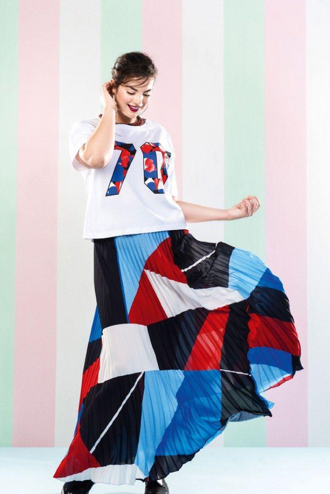 d9efe58278e9 L abbigliamento per le taglie forti torna con le tendenze della primavera  estate 2016  scopri tutto