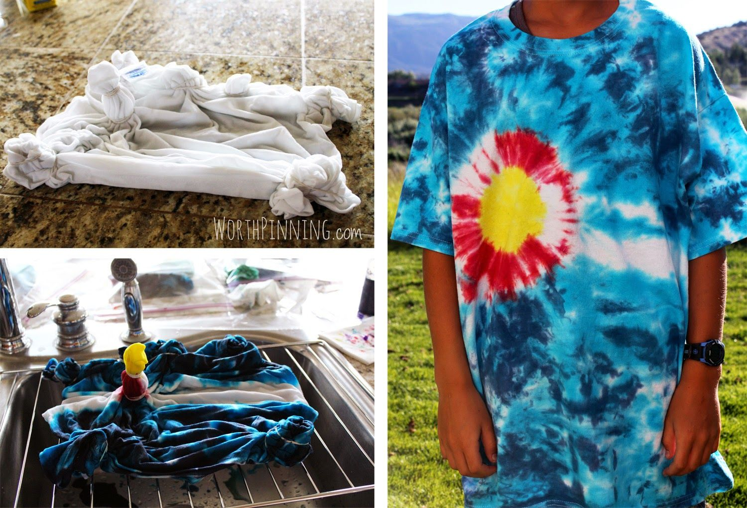 Keep the Tie Dye Your Summer campaign
