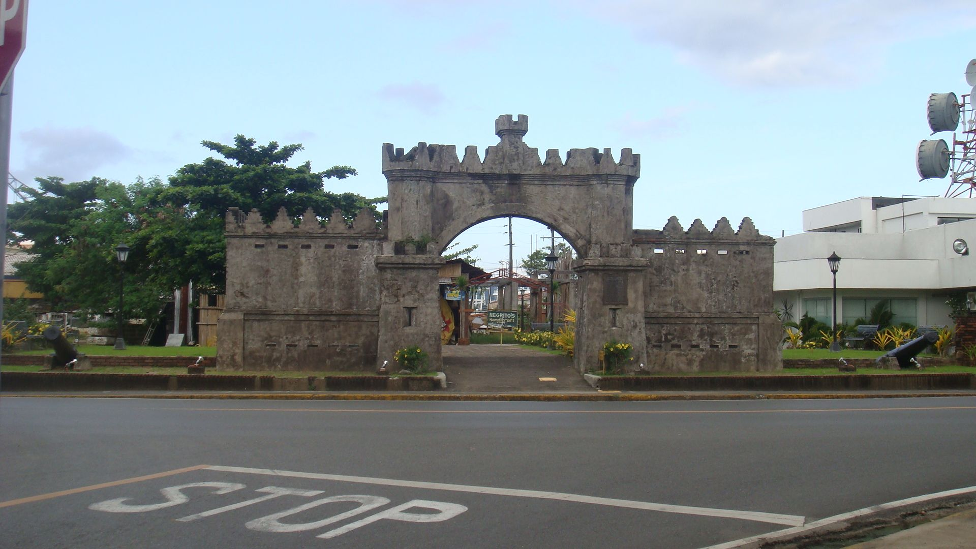 The Spanish Gate at the Subic Bay Freeport Zone. | Philippines | Pinterest | Subic bay, Subic ...