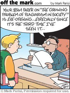 plagiarism essay examples