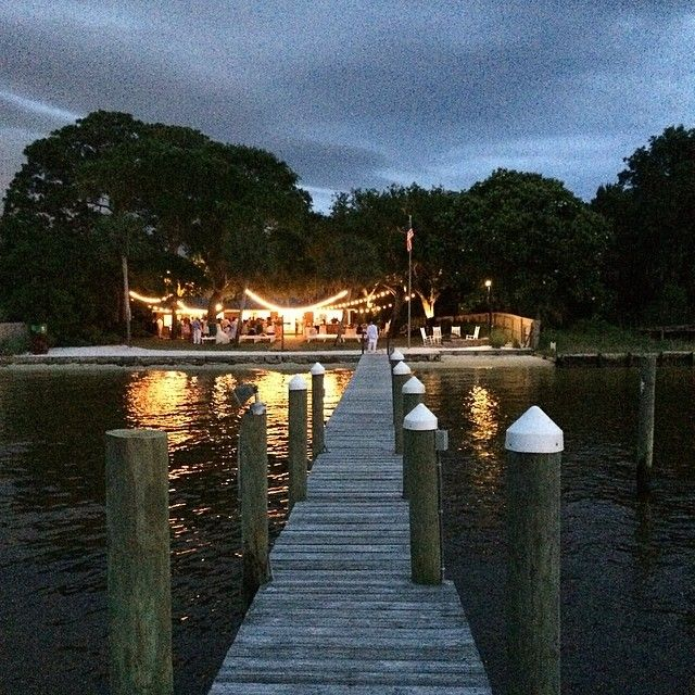 Dock In Destin, FL