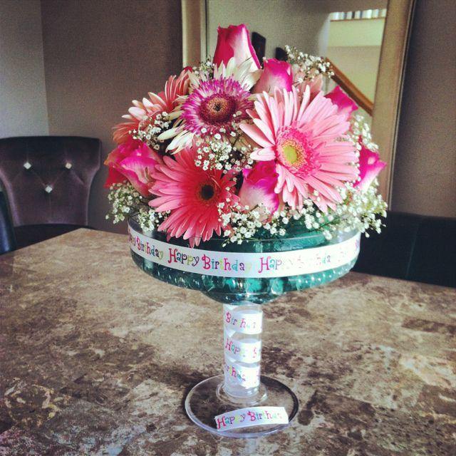 Margarita Birthday Bouquet
