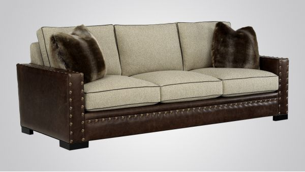 3800 Alternatives 6in Track Arm Sofa By