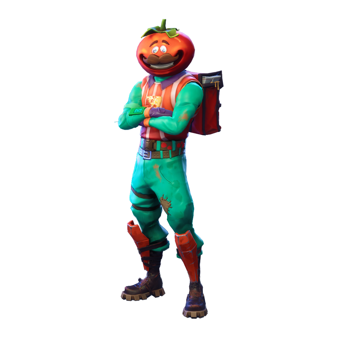 Fortnite Tomato Head Skin Fortnite Skin Monsieur Tomate