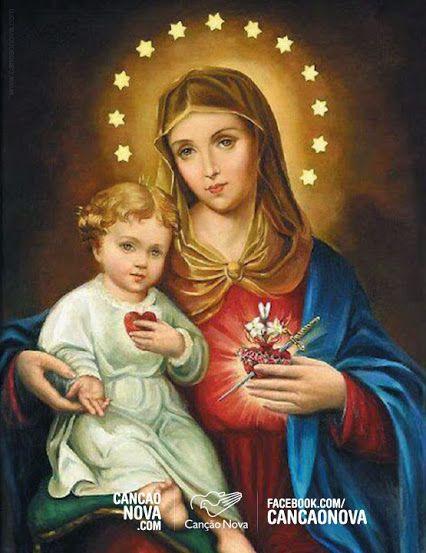 Nosotros dependemos de la Madre de #Deus y ocultamos a su Inmaculado Corazón. http://bit.ly/1vKkmyhhttps://plus.google.com/u/0/ TododeMaria/posts?cfem=1