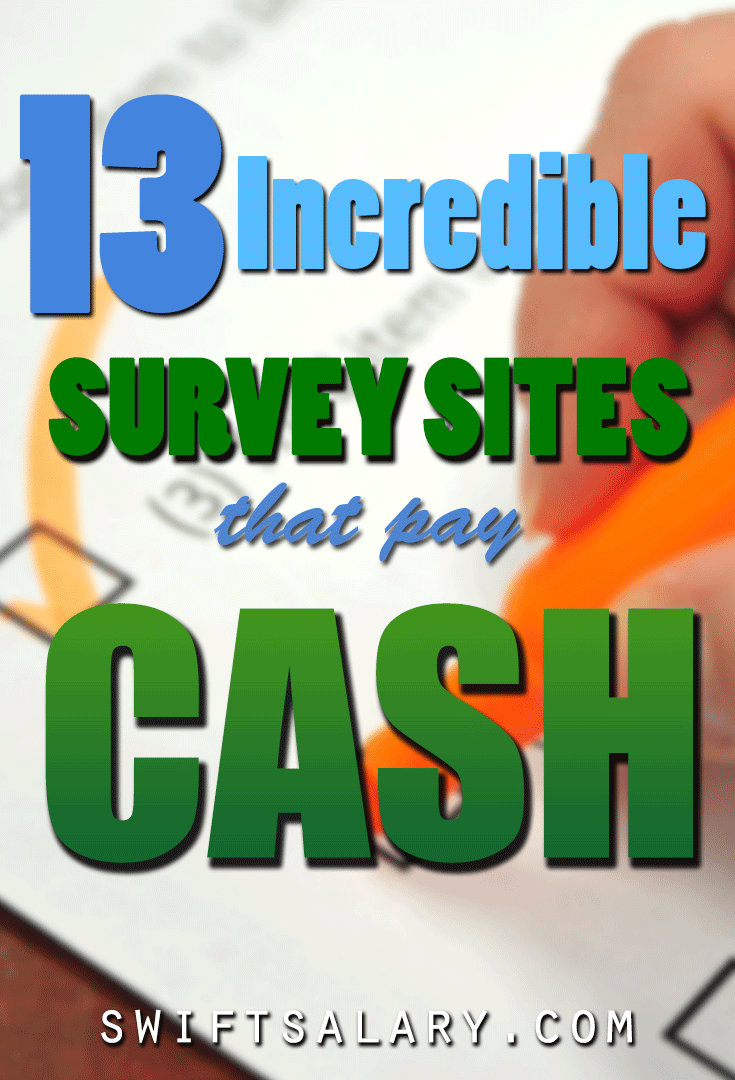 15 Top Free Online Survey Sites That Pay Cash (2019