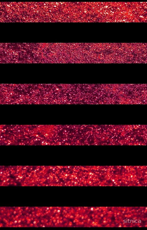 Stripes Parallel Lines Glitter Red Black By Sitnica Red Glitter Background Red Glitter Wallpaper Red And Black Wallpaper