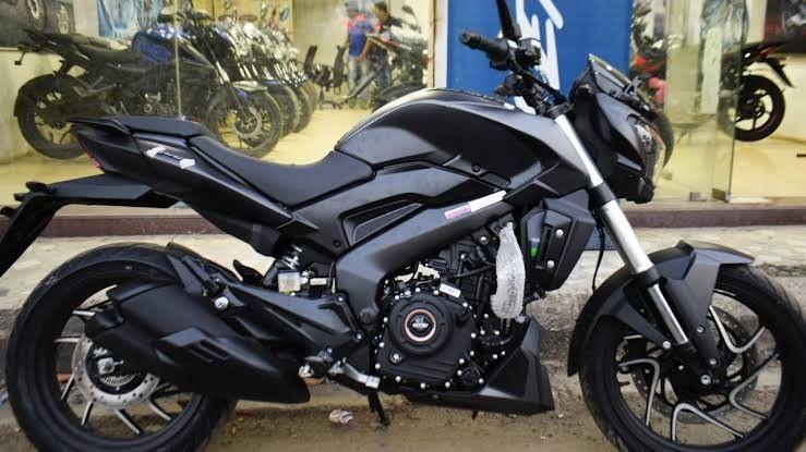 Just Bike Self Drive Bike Rental Offering Bajaj Dominar 400